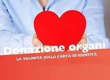 Donazione organi e tessuti