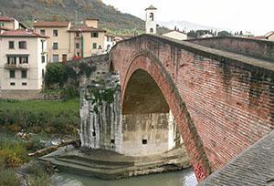 ponte mediceo San Francesco