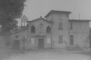 CHIESA DI SANTA LUCIA A ALTOMENA,SENTIERO 16