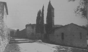 CHIESA E LA CANONICA DI SAN PIETRO A FERRANO,