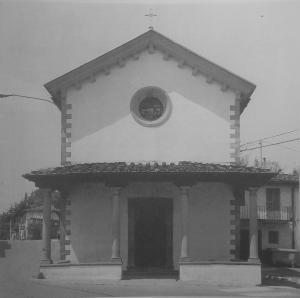 ORATORIO DEL CROCIFISSO A PELAGO, SENTIERO 11