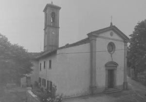 veduta della chiesa