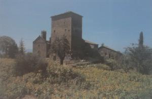 Veduta del Castello e Chiesa