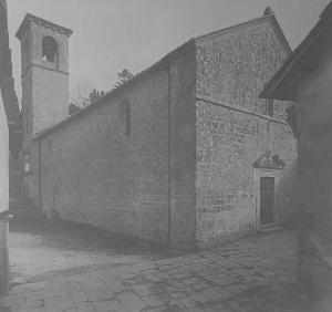 Chiesa Santa Margherita Tosina