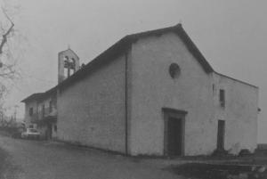 LACHIESA DI SAN LORENZO A FONTISTERNI, SENTIERO 6
