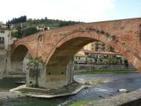 ponte mediceo Pelago