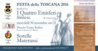Festa della Toscana 2016